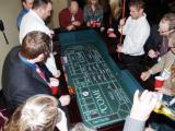Casino Night with Craps table