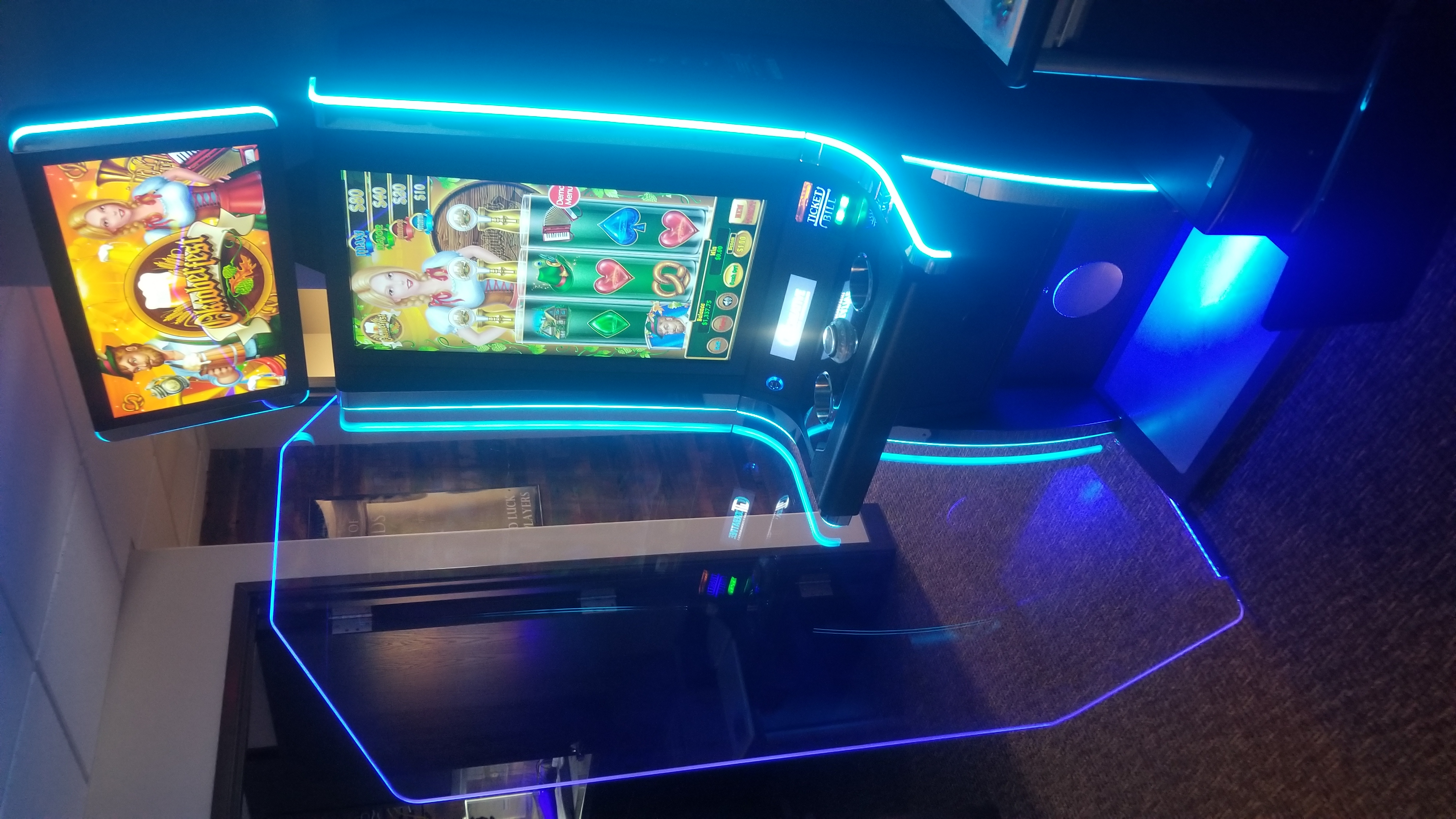 Creative Games electronic pull tabs solutions from FPN Gaming, a licensed North Dakota charitable gaming distributor